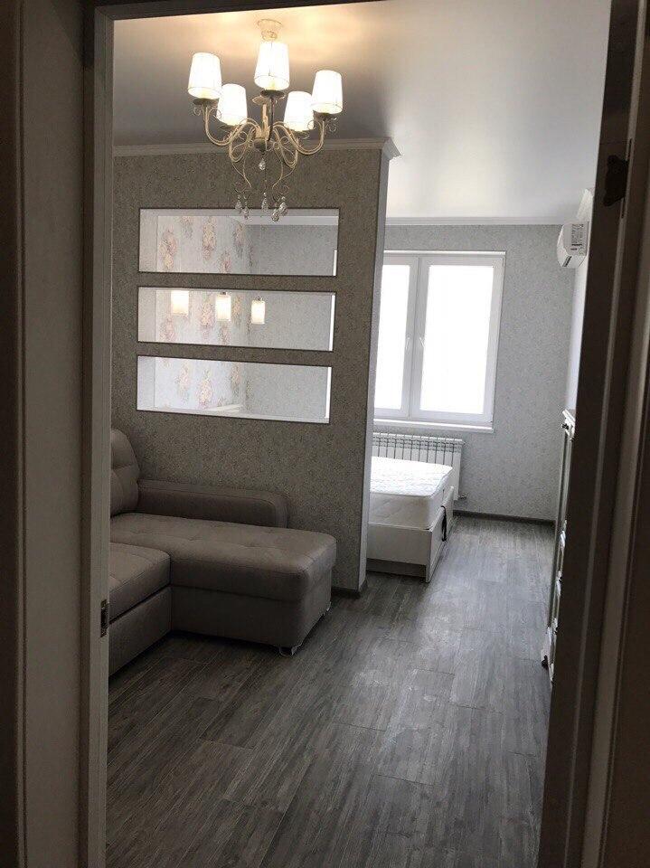 Пример ремонта комнаты в однокомнатной квартиры