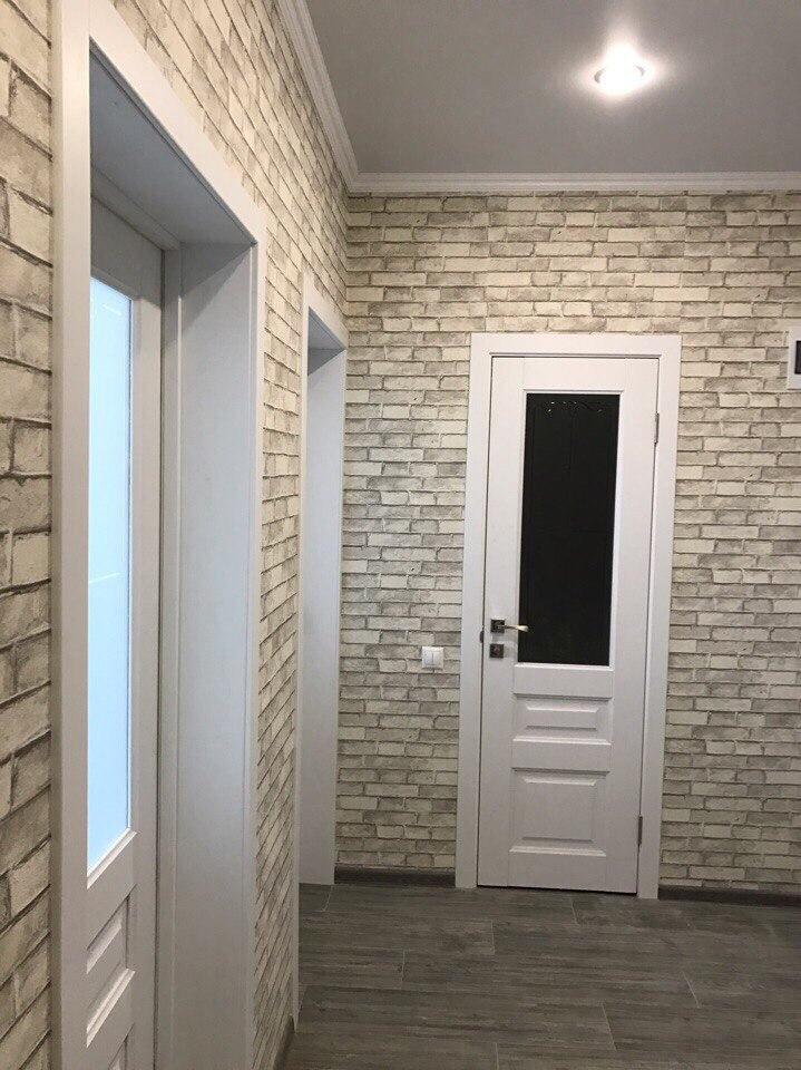 Пример ремонта в коридоре однокомнатной квартиры